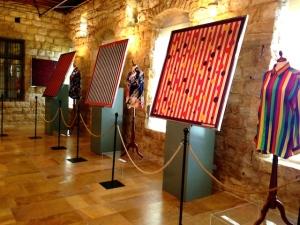Silk Fantasy exhibit